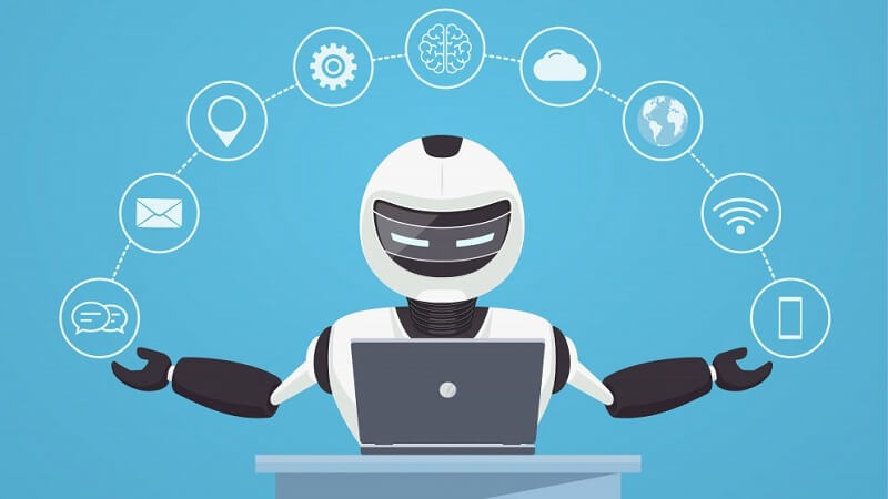 Artificial intelligence and smart agents will completely transform the world of technology by 2021