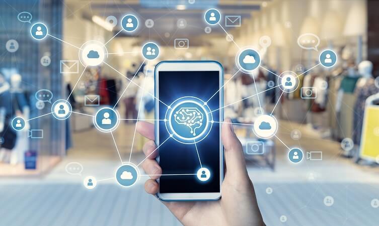 Artificial Intelligence in smartphones: Evolution
