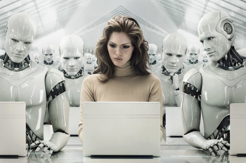 The balance between artificial intelligence and human capital