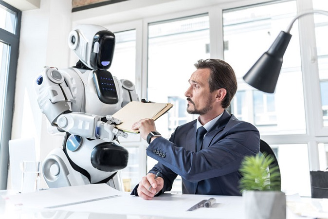 Why Artificial Intelligence and humans are the perfect coworkers